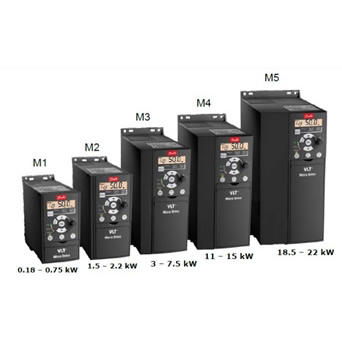 丹佛斯fc51系列变频器